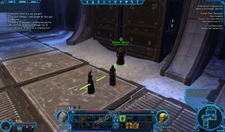 NPC: Master Moran image 1 middle size