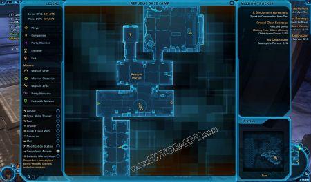 NPC: Master Moran image 2 middle size