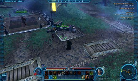 NPC: Commander Rilan image 1 middle size