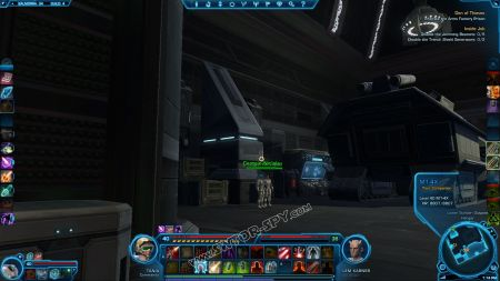 NPC: Captain Nic'ala image 1 middle size