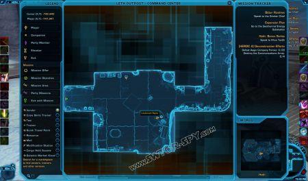 NPC: Lieutenant Rajiss image 2 middle size