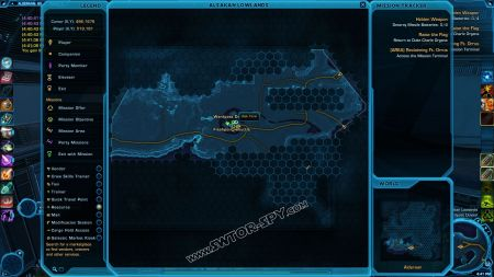 NPC: Alek Teral image 2 middle size