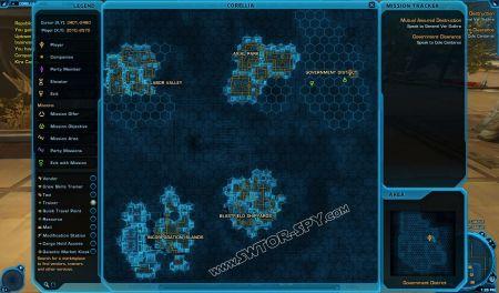 NPC: Colonel Marclonus image 3 middle size