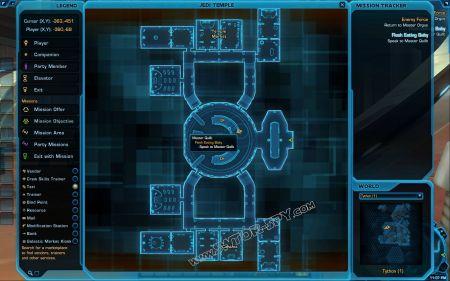 NPC: Master Quilb image 3 middle size
