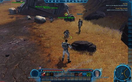 NPC: Commander Bragan image 1 middle size