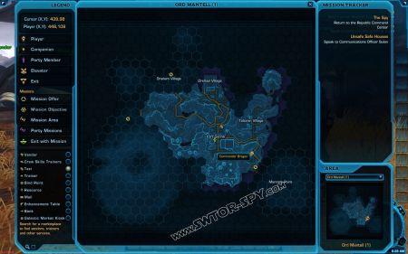 NPC: Commander Bragan image 2 middle size