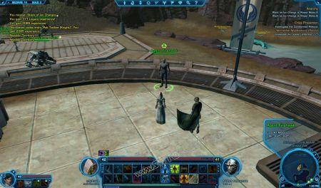 NPC: Agent Firehawk image 1 middle size