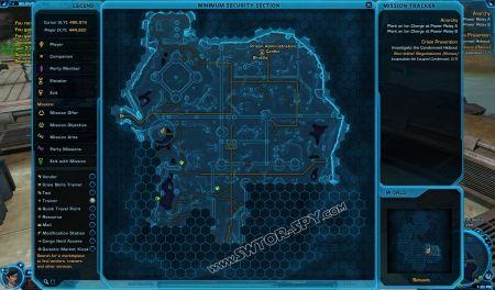 NPC: Agent Firehawk image 2 middle size