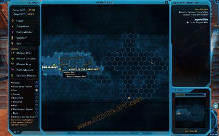 NPC: Sergeant Rikel image 2 middle size