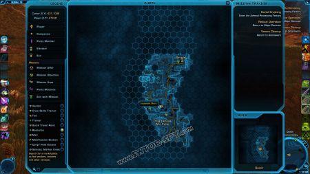 NPC: Lieutenant Meric image 2 middle size