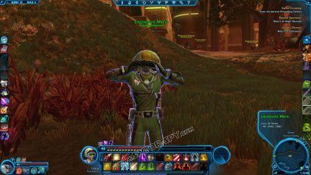 NPC: Lieutenant Meric image 3 middle size