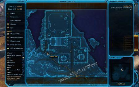 NPC: Sergeant Blyes image 2 middle size