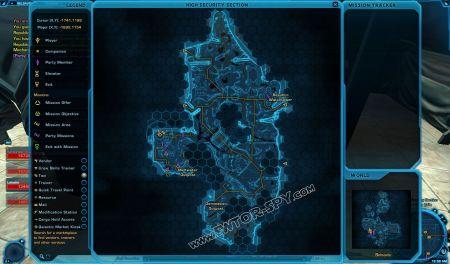 NPC: Master Korman Reyes image 2 middle size