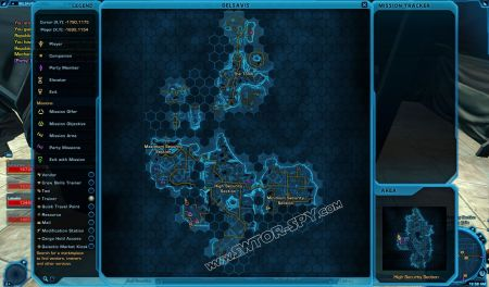 NPC: Master Korman Reyes image 3 middle size