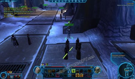 NPC: Agent Falcon image 1 middle size