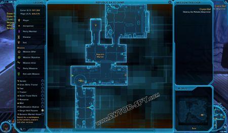 NPC: Agent Falcon image 2 middle size