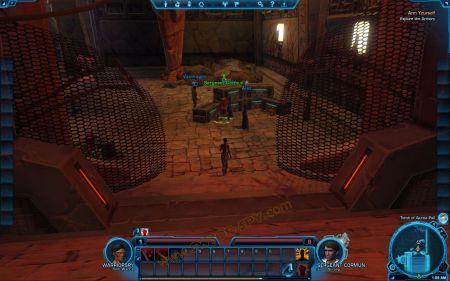 NPC: Sergeant Cormun image 1 middle size