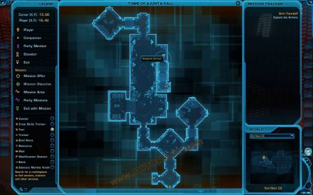 NPC: Sergeant Cormun image 2 middle size