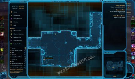 NPC: Corporal Xeleste image 2 middle size