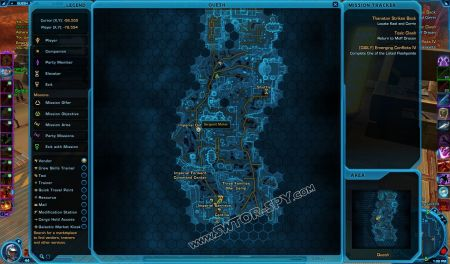 NPC: Sergeant Molvar image 2 middle size