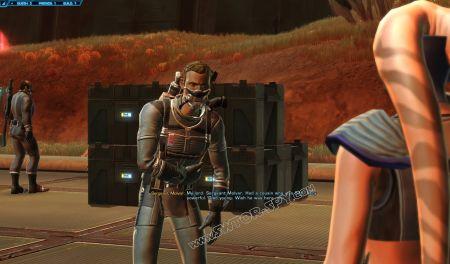 NPC: Sergeant Molvar image 3 middle size