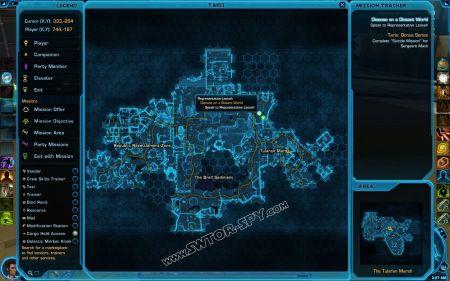 NPC: Representative Lessah image 2 middle size