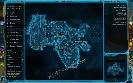 NPC: Senaru image 2 middle size