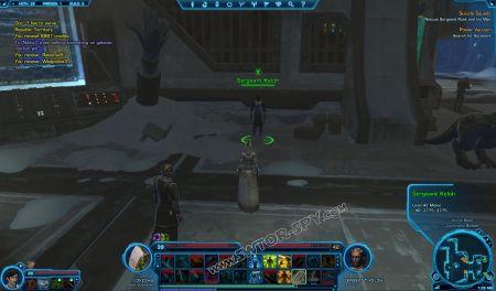 NPC: Sergeant Keloh image 1 middle size