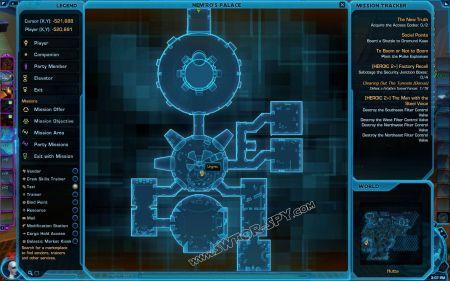 NPC: Urgrec image 2 middle size