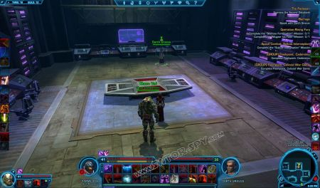 NPC: Darth Gravus image 1 middle size