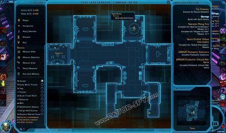 NPC: Darth Gravus image 2 middle size