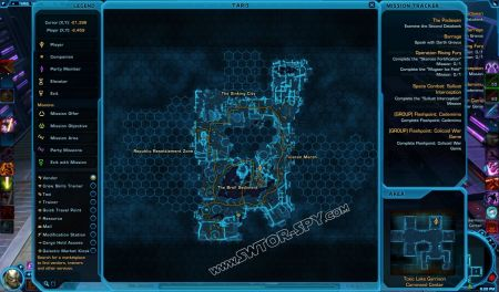 NPC: Darth Gravus image 3 middle size