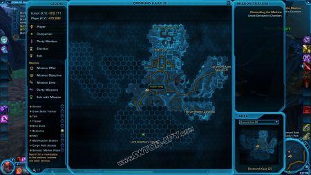 NPC: Captain Jeelg image 2 middle size