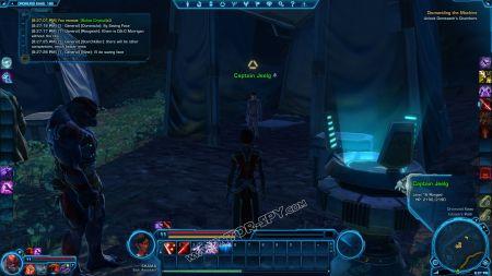 NPC: Captain Jeelg image 1 middle size