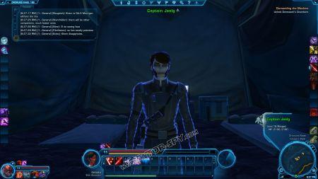 NPC: Captain Jeelg image 3 middle size