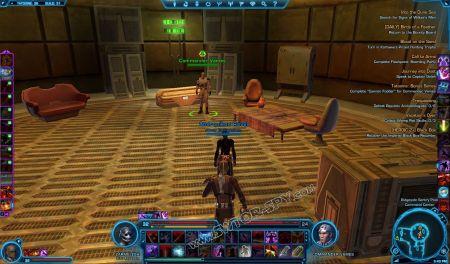 NPC: Commander Vames image 1 middle size