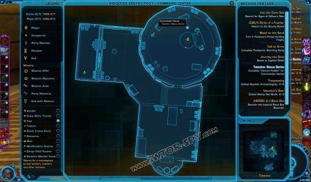 NPC: Commander Vames image 2 middle size