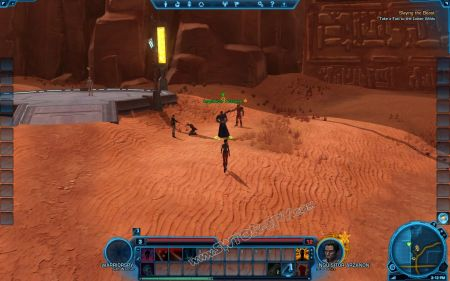 NPC: Inquisitor Arzanon image 1 middle size