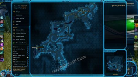 NPC: Agent Essor image 2 middle size