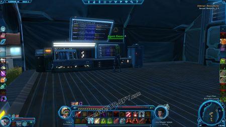 NPC: Agent Essor image 1 middle size
