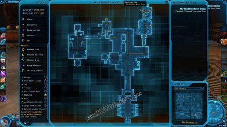 NPC: Agent Jaysa Wise image 2 middle size