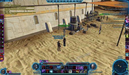 NPC: Commander Marcus image 1 middle size