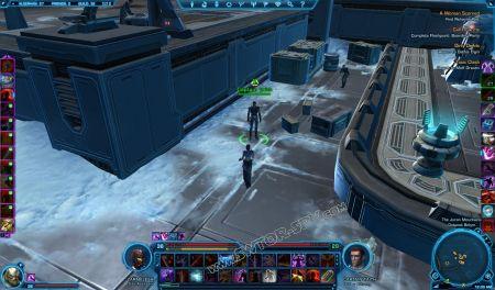 NPC: Captain Taith image 1 middle size