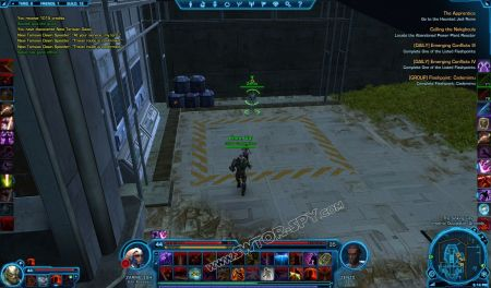 NPC: Zenzo image 1 middle size