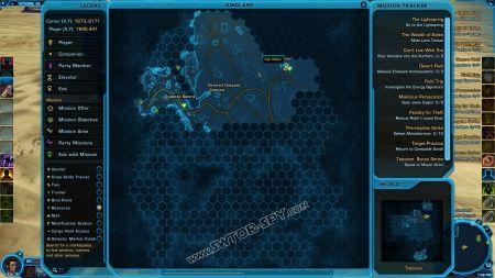NPC: Dak Williks image 2 middle size