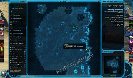 Quest: Final Stage - Archaeology of Opportunity, additional info image 5 middle size
