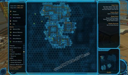 NPC: Lieutenant Kallum image 2 middle size