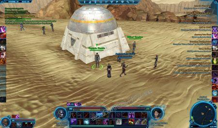 NPC: Captain Reskin image 1 middle size