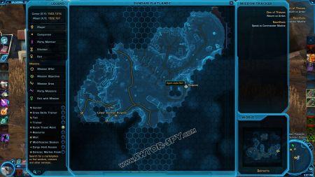 NPC: Agent Jaylla Noh image 2 middle size