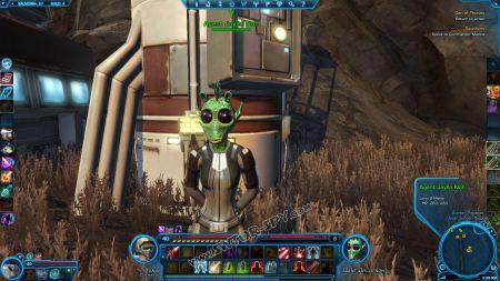 NPC: Agent Jaylla Noh image 3 middle size